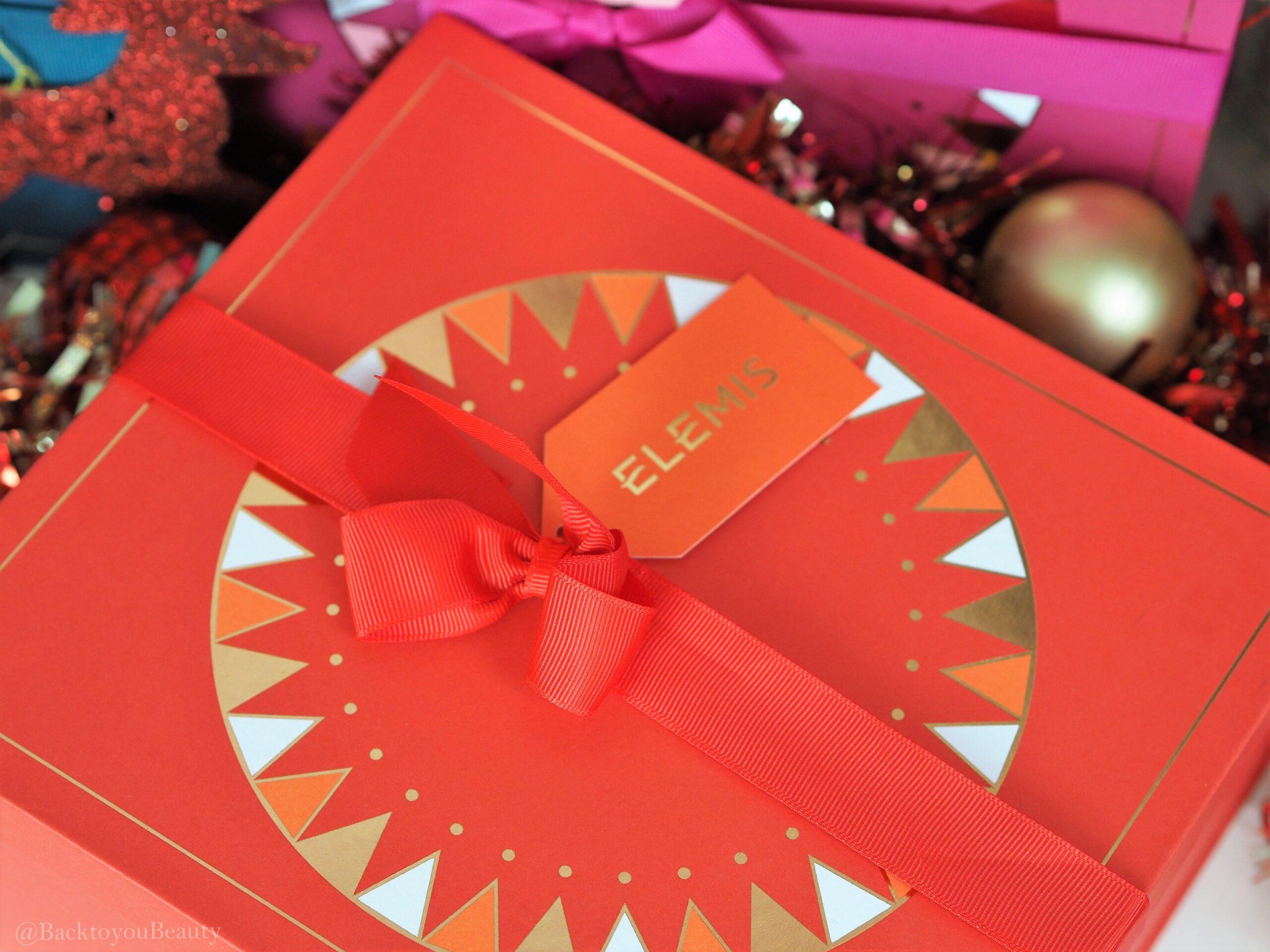 Elemis Christmas 2020 QVC UK TSV