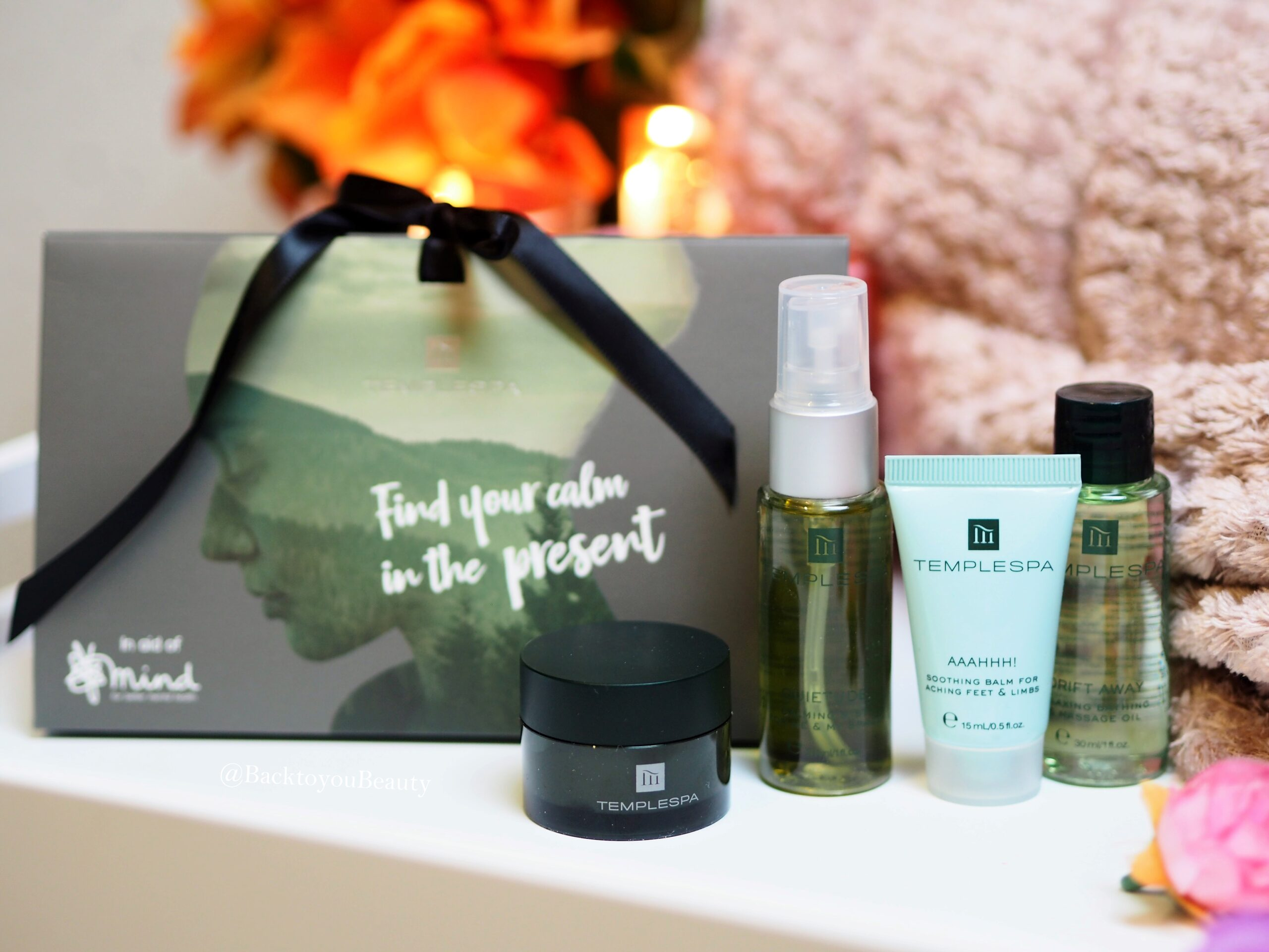Find your calm gift set