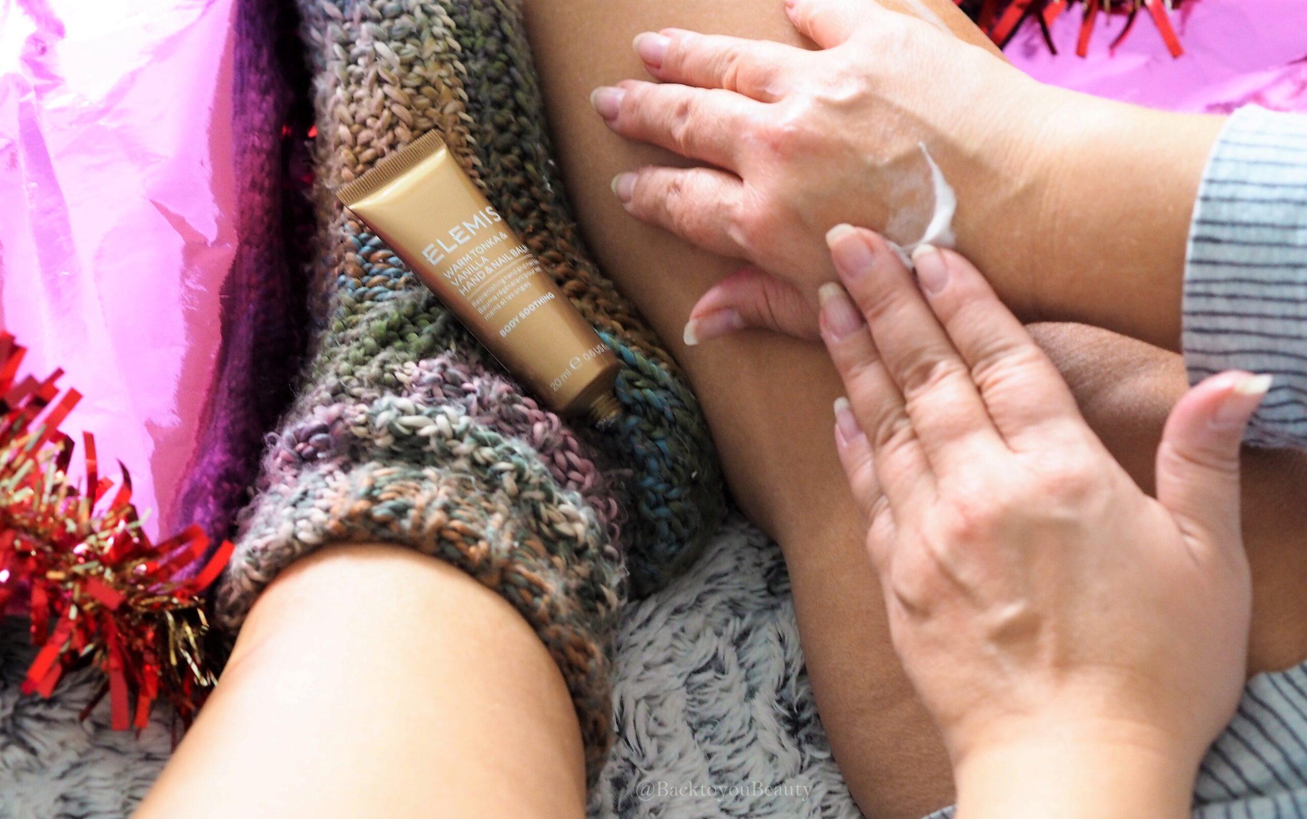 Warm Tonka & Vanilla Hand & Nail Balm