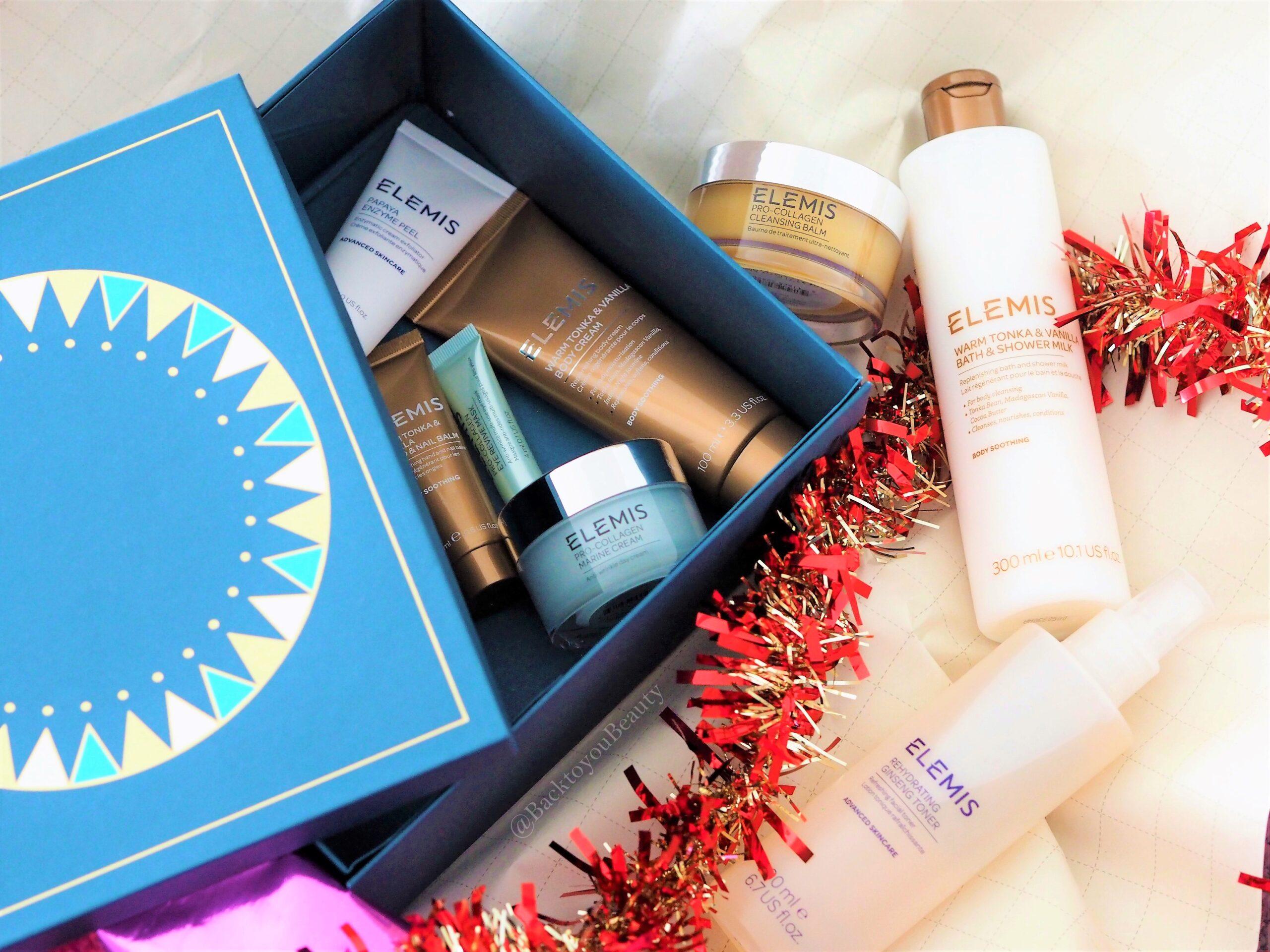 Warm Tonka & Vanilla Pro-Collagen Skincare Spectacular Gift Collection
