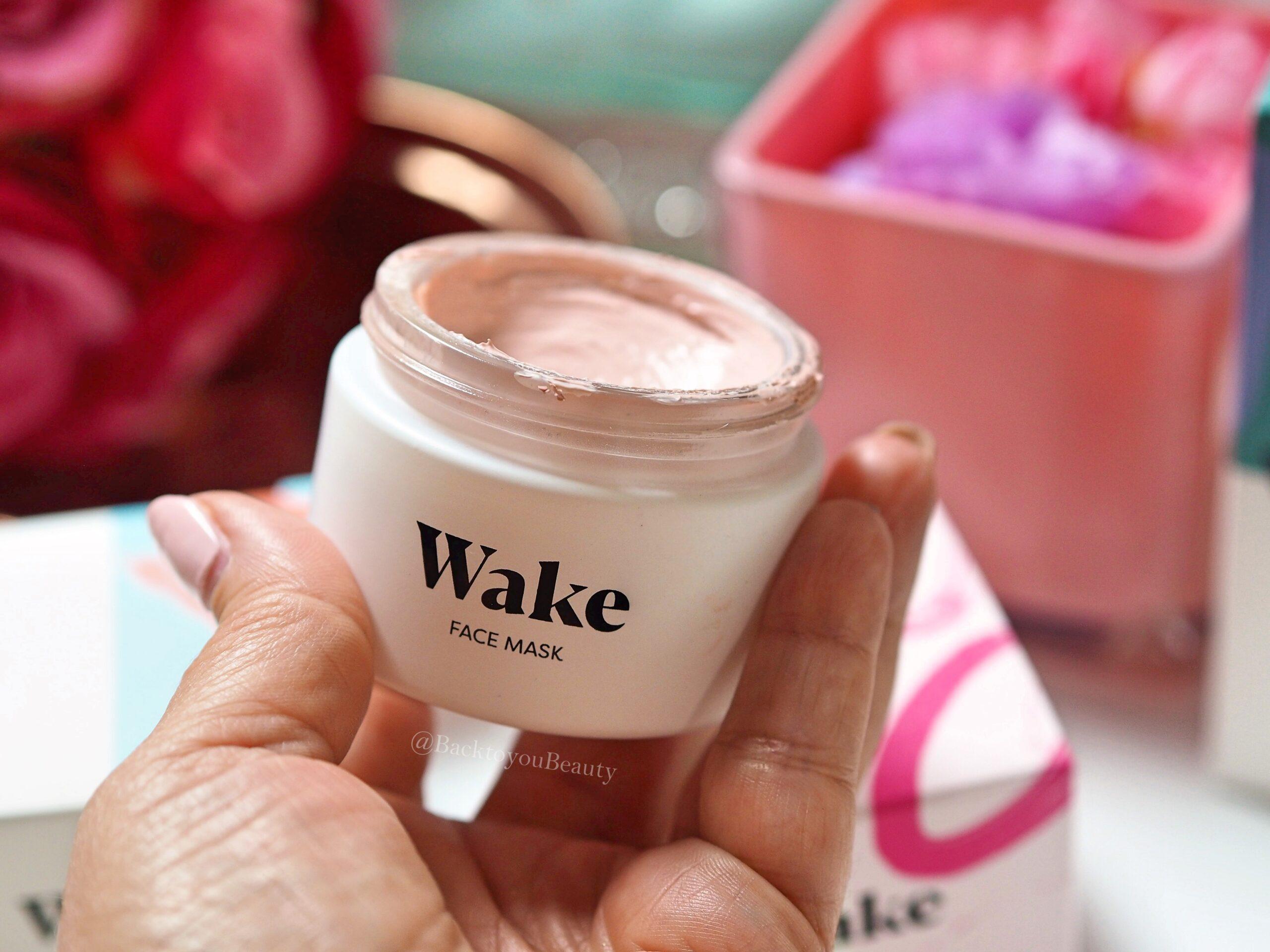 wake face mask