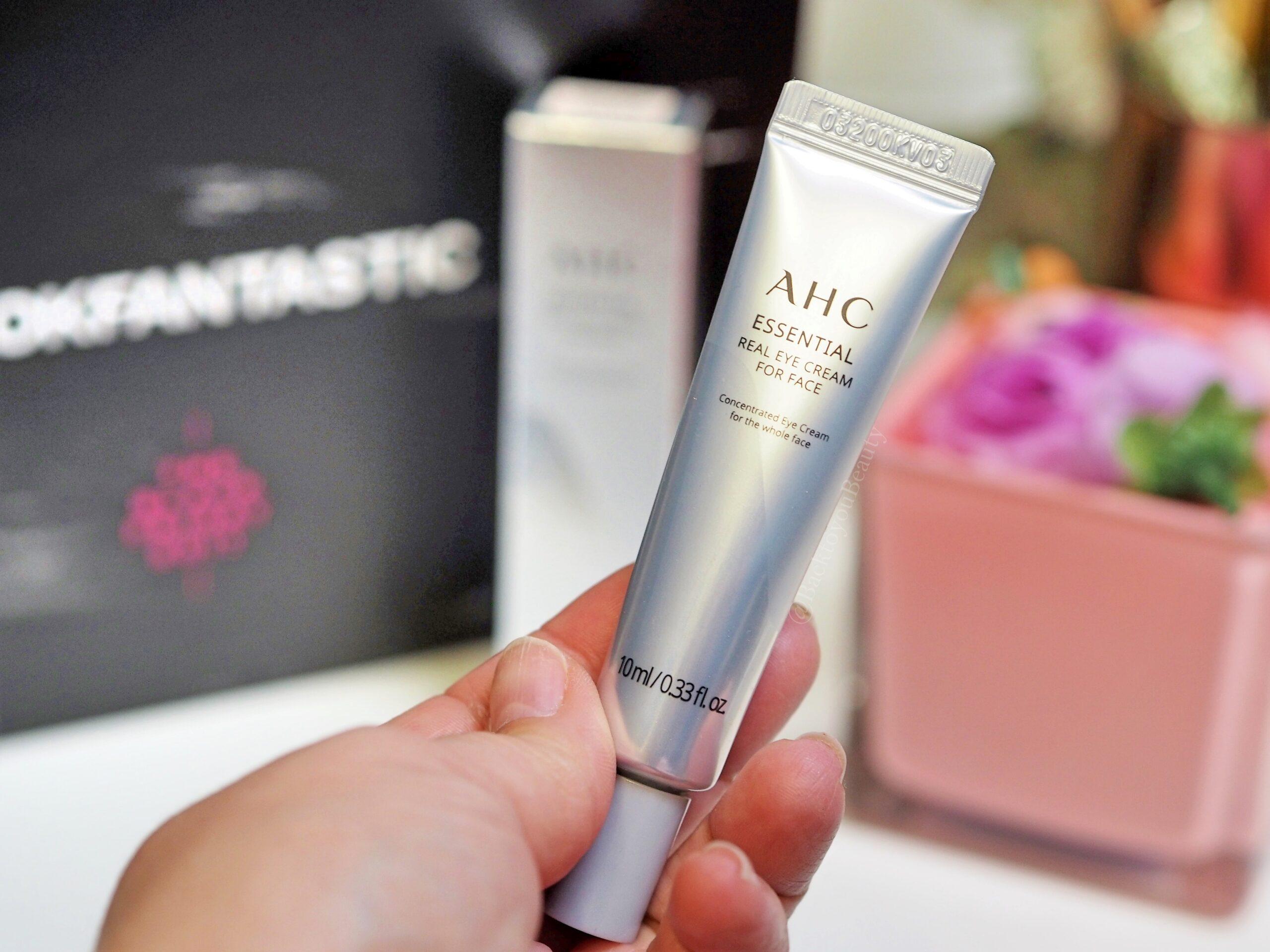 Look Fantastic Black Friday Box AHC Eye cream for face