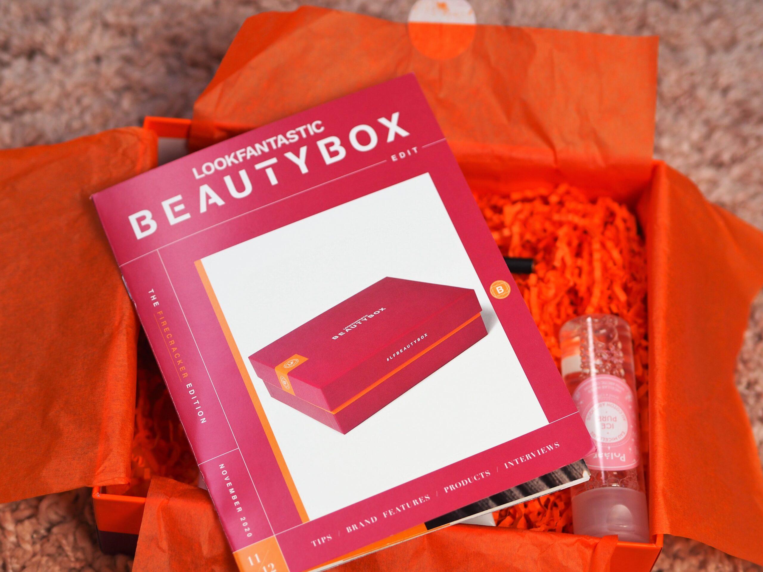 Look Fantastic November Beauty Box