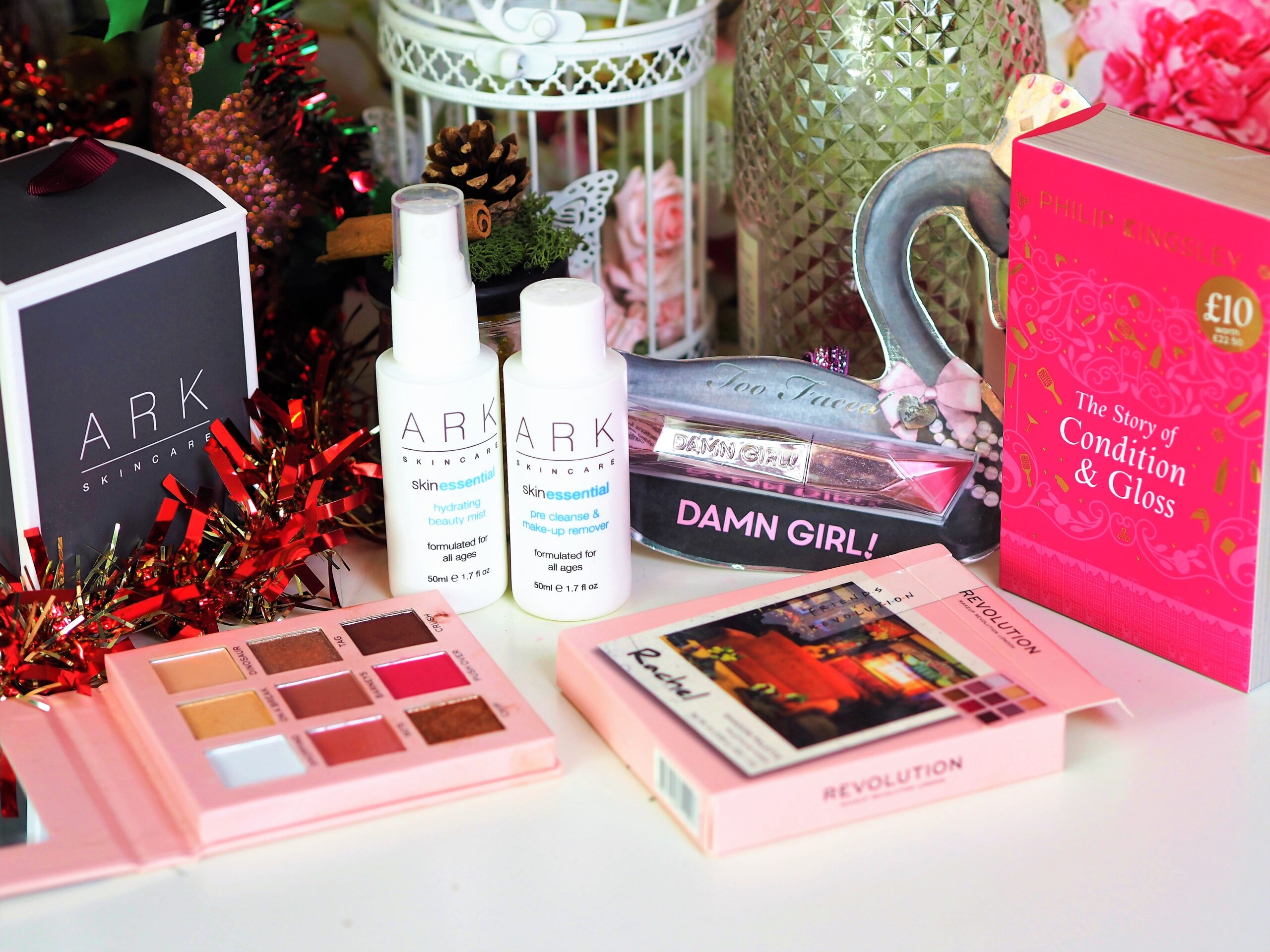 Christmas Beauty Gifts Under £20